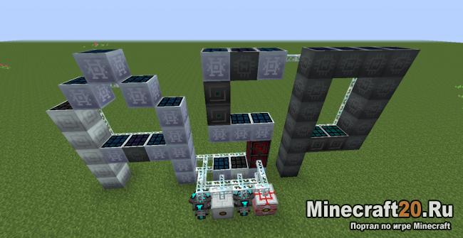 Индустриальная сборка MineCraft 1.7.10
