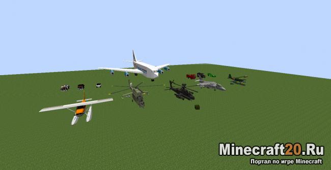 Сборка minecraft 1 7 2
