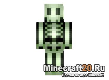 Подборка скинов Minecraft (странные скины)