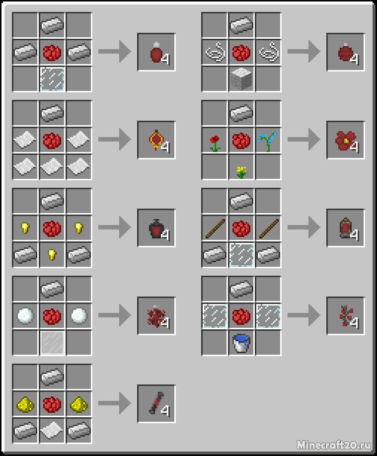 Мод Fairy Lights [1.12.2] [1.11.2] [1.10.2] [1.7.10]