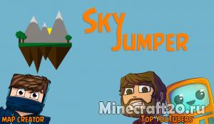 Карта Sky Jumper [1.12.1] [1.11.2]