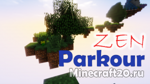 Карта Zen Parkour [1.12.1]