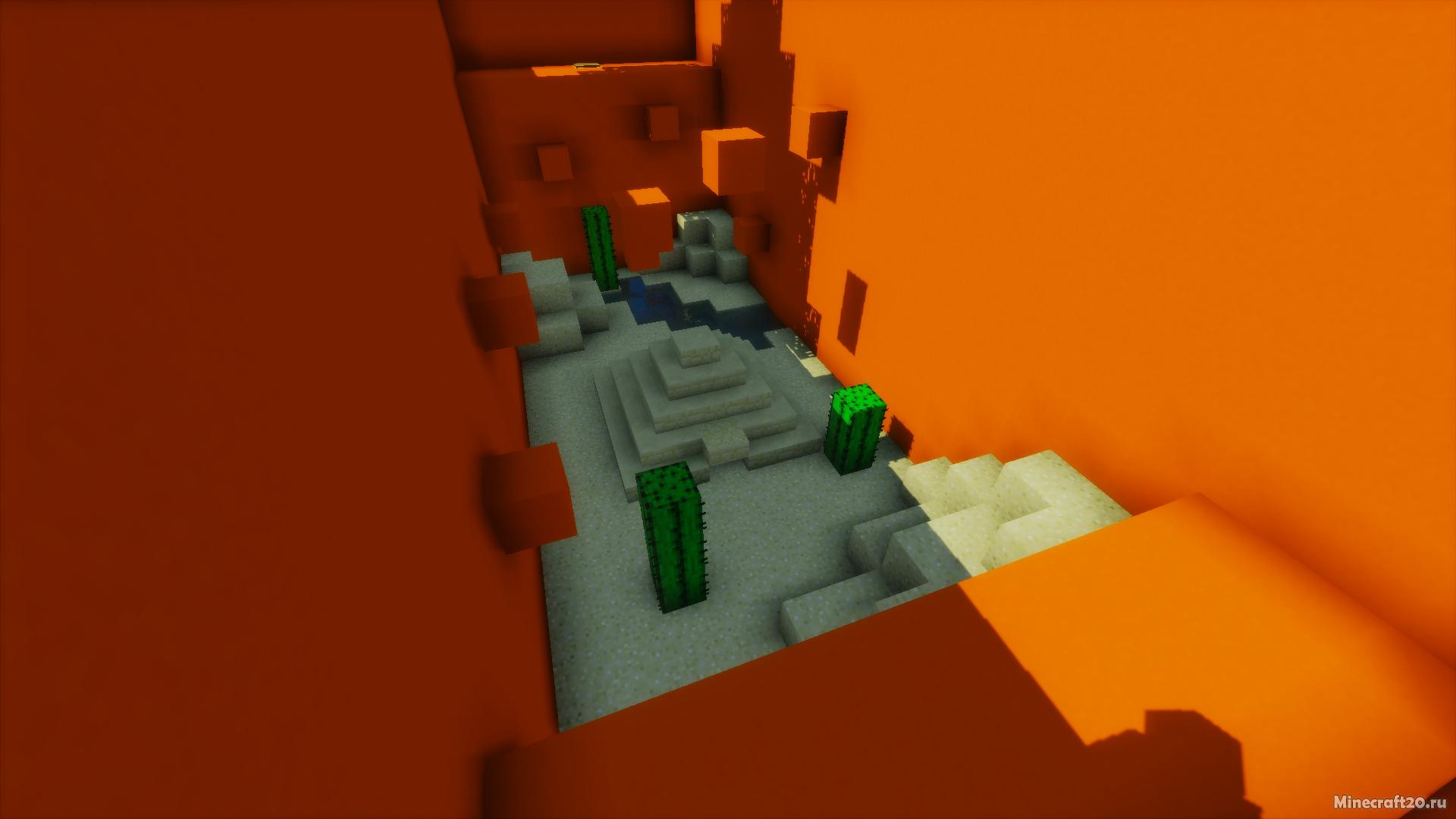 Карта Defeat The Concrete (Паркур) [1.12.1]