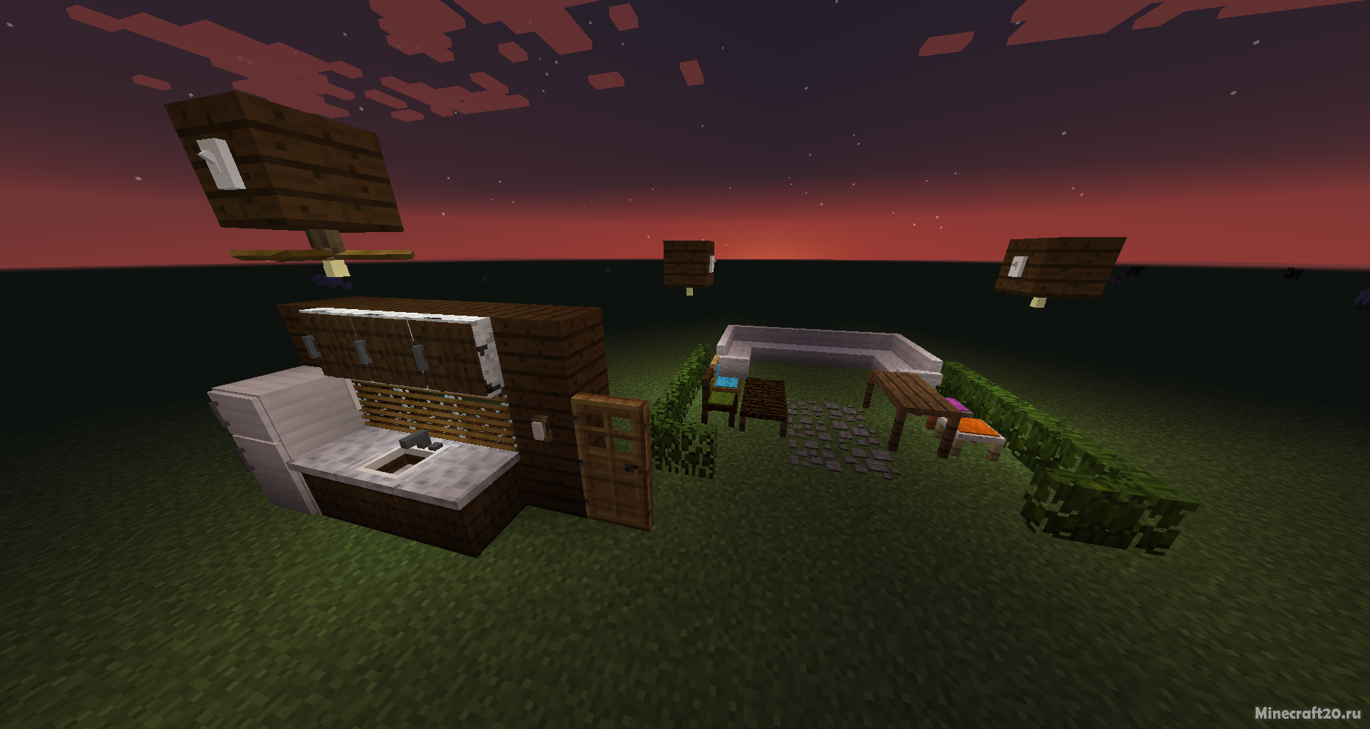 Мод How 'Bout That Furniture [1.12.1] [1.11.2] [1.10.2]