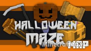 Карта Halloween Maze (На прохождение) [1.12.2]