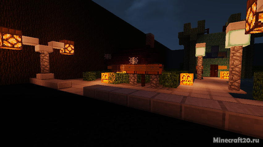 Карта Find The Button: Trick Or Treat [1.12.2]