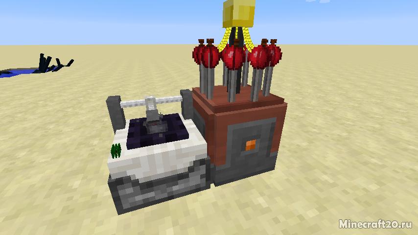 Мод Turret Mod Rebirth [1.12.2] [1.11.2] [1.10.2] [1.7.10]