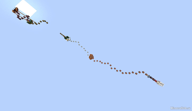 Карта Pad (Паркур) [1.12.2]