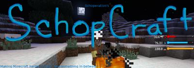 Мод SchopCraft [1.12.2]