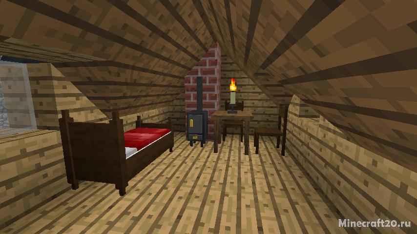 Мод Landlust Furniture [1.12.2] [1.10.2]