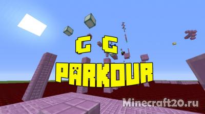 Карта GG Parkour [1.12.2]