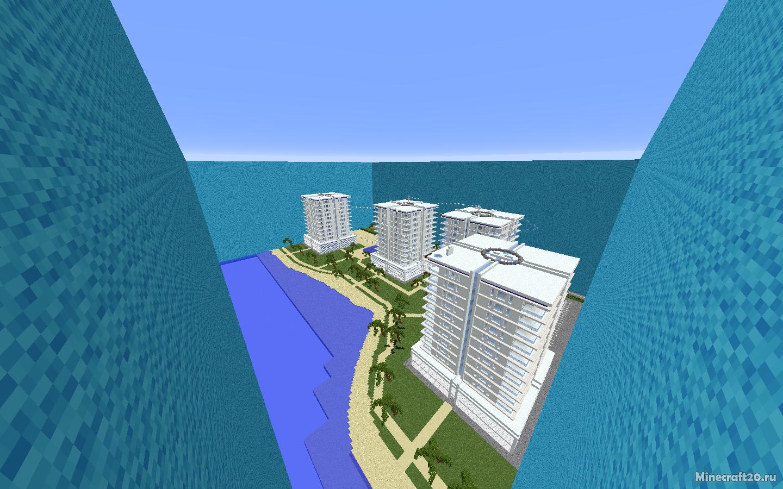 Карта Resort Parkour [1.12.2]