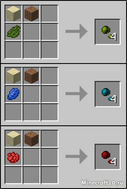 Мод DecoCraft [1.12.2] [1.11.2] [1.10.2] [1.7.10]
