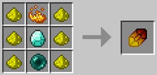 Мод Infused Ring [1.12.2] (Волшебный камень)