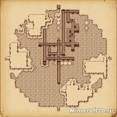 Мод Antique Atlas [1.12.2] [1.11.2] (Необычная карта)