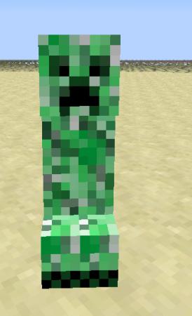 Мод Elemental Creepers Redux [1.12.2] (Разные криперы)