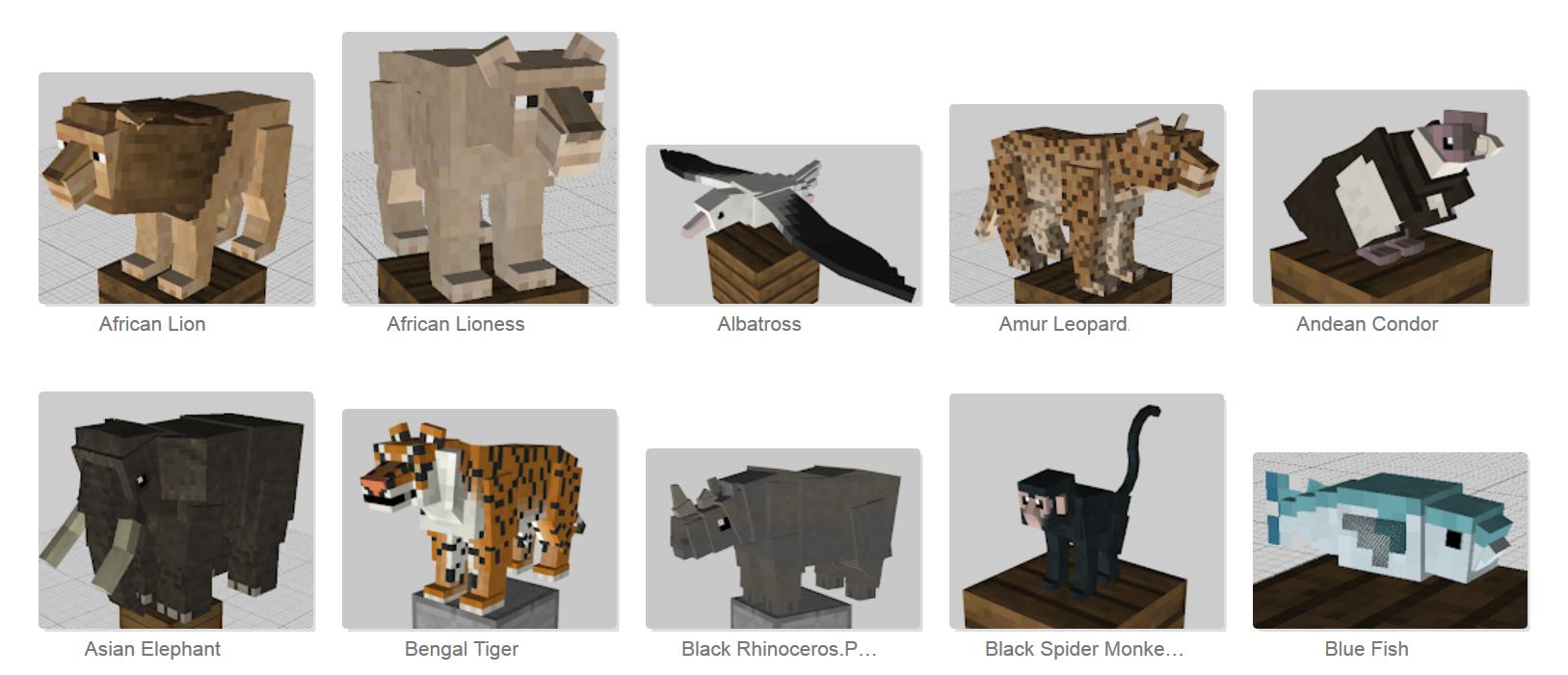 Zawa Minecraft Mod Wiki | Pics | Download |