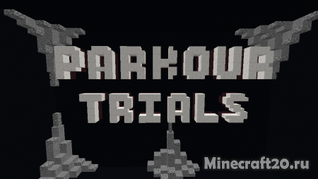 Карта Parkour Trials [1.12.2] (Паркур)