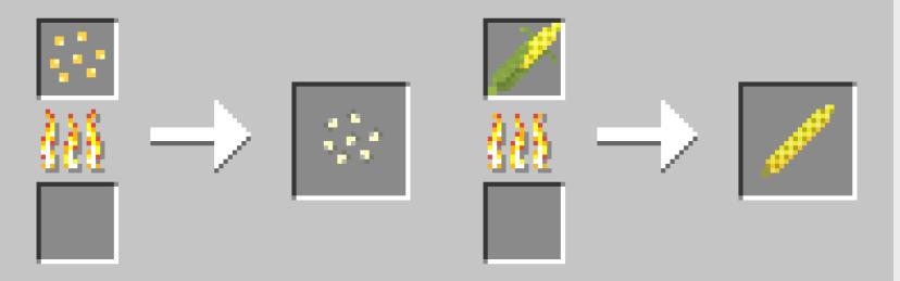 Мод Complex Crops [1.12.2] (Кукуруза, огурцы, рис, масло)