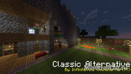 Ресурспак Classic Alternative [1.13] [1.12.2]