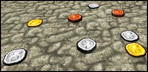 Мод Ordinary Coins [1.12.2] (Монеты для торговли)