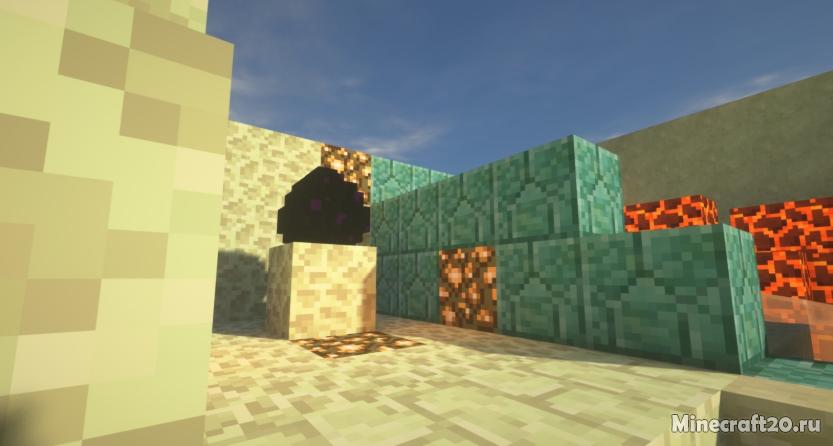 Карта Custom SkyBlock [1.13.1] (Выживание)
