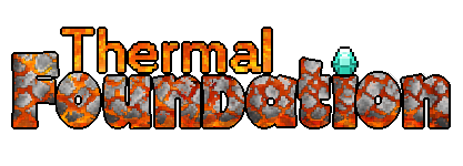 Мод Thermal Foundation [1.12.2] [1.11.2]