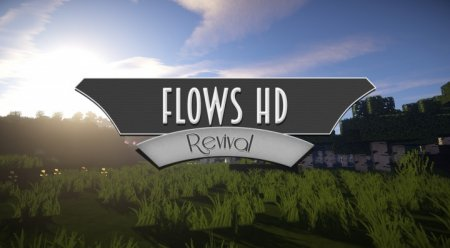 Ресурспак Flows HD Revival 1.14.4/1.13.2 (х128)