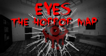 Карта Eyes the Horror Map 1.12.2 (Хоррор)
