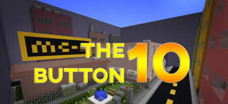 Карта The 10 Buttons Map 1.12.2 (Найди кнопку)