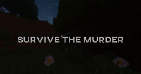 Карта Survive the Murder 1.14.4 (PvP)