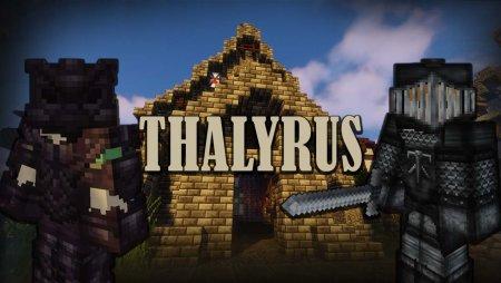 Thalyrus Medieval Warfare 1.16.5/1.15.2 (Текстуры средневековья 32x)