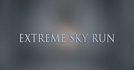Карта Extreme Sky Run 1.16.5 (Хардкорный паркур)