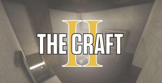 Перейти в новость Карта The Craft II 1.16.5 (Вторая часть головоломки)